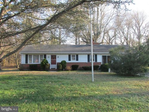 Photo of 5611 MOUNT HOLLY RD, EAST NEW MARKET, MD 21631 (MLS # MDDO124872)