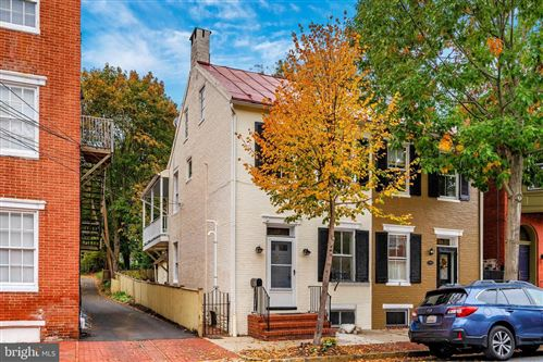 Photo of 37 E 3RD ST, FREDERICK, MD 21701 (MLS # MDFR255872)