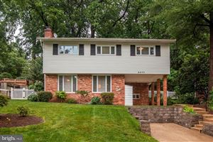 Photo of 8803 CLIFFORD AVE, CHEVY CHASE, MD 20815 (MLS # MDMC663872)