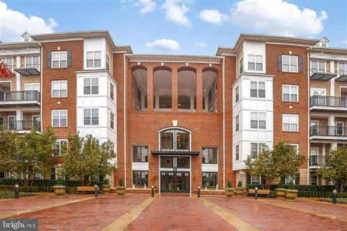 Photo of 501 HUNGERFORD DR #458, ROCKVILLE, MD 20850 (MLS # MDMC733872)