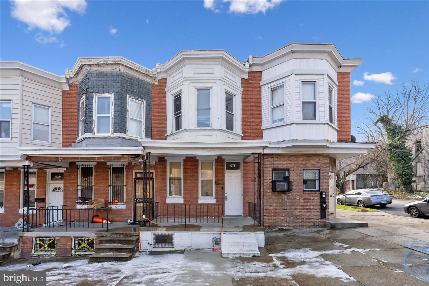 2945 WESTWOOD AVE, Baltimore, MD 21216 - MLS#: MDBA534874