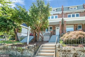 Photo of 5237 KANSAS AVE NW, WASHINGTON, DC 20011 (MLS # DCDC435876)