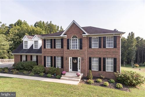 Photo of 410 CARRIAGE LN, HUNTINGTOWN, MD 20639 (MLS # MDCA2001876)