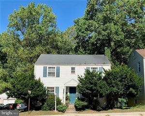 Photo of 5306 WILLARD AVE, CHEVY CHASE, MD 20815 (MLS # MDMC676876)