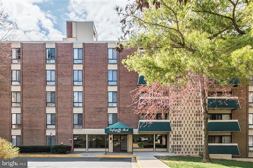 Photo of 6135 LEESBURG PIKE #105, FALLS CHURCH, VA 22041 (MLS # VAFX1193876)