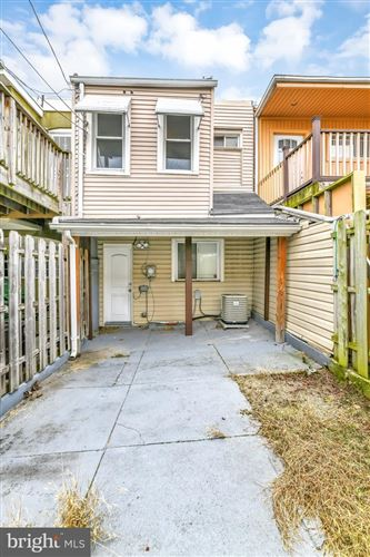 Tiny photo for 122 N LUZERNE AVE, BALTIMORE, MD 21224 (MLS # MDBA536878)