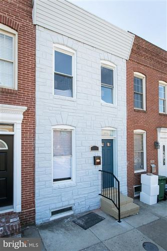 Photo of 207 E HEATH ST, BALTIMORE, MD 21230 (MLS # MDBA541878)