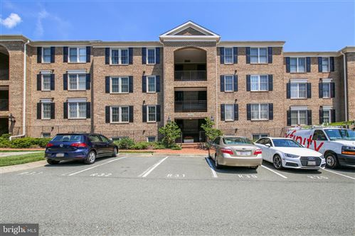 Photo of 10717 KINGS RIDING WAY #102, ROCKVILLE, MD 20852 (MLS # MDMC713878)