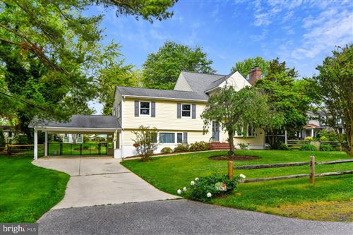 Photo of 136 E BAY VIEW DR, ANNAPOLIS, MD 21403 (MLS # MDAA434880)