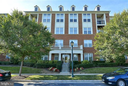 Photo of 701 FALLSGROVE DR #301, ROCKVILLE, MD 20850 (MLS # MDMC689882)
