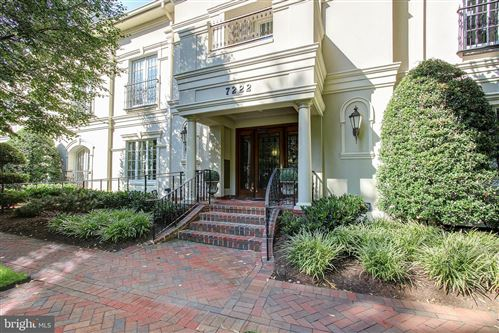 Photo of 7222 47TH ST #3, CHEVY CHASE, MD 20815 (MLS # MDMC690882)