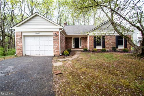 Photo of 1903 ALABASTER DR, SILVER SPRING, MD 20904 (MLS # MDMC752882)