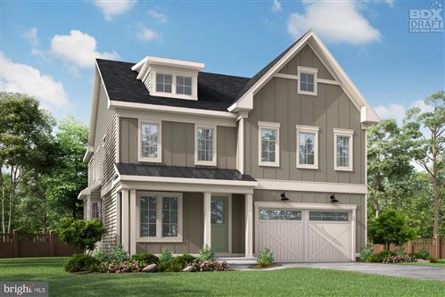 Photo of 9700 PARKLAND MEADOW LN #LOT 1, VIENNA, VA 22181 (MLS # VAFX1139882)