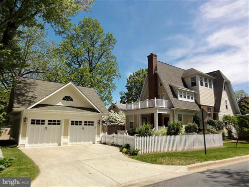 Photo of 3613 DUPONT AVE #HOUSE, KENSINGTON, MD 20895 (MLS # MDMC2016884)
