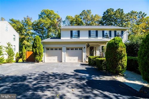 Photo of 8213 CLIMBING FERN CT, BOWIE, MD 20715 (MLS # MDPG584886)
