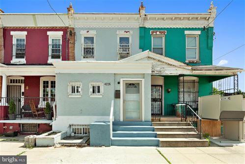 Photo of 4226 W THOMPSON ST, PHILADELPHIA, PA 19104 (MLS # PAPH909886)