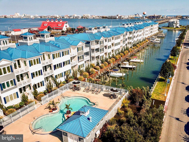 Photo of 13000 MARINA VIEW LN #15, OCEAN CITY, MD 21842 (MLS # MDWO114886)