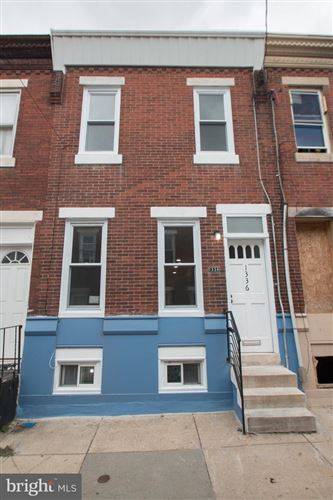 Photo of 1336 S HOLLYWOOD ST, PHILADELPHIA, PA 19146 (MLS # PAPH2033888)