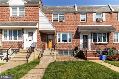 Photo of 6609 CLARIDGE ST, PHILADELPHIA, PA 19111 (MLS # PAPH896888)