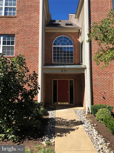 Photo of 631 ADMIRAL DR #H9-304, ANNAPOLIS, MD 21401 (MLS # MDAA2010892)
