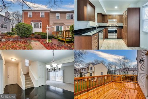 Photo of 9411 MAYFLOWER CT, LAUREL, MD 20723 (MLS # MDHW274892)