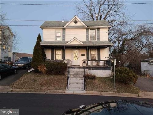 Photo of 109 TINNERS HILL ST, FALLS CHURCH, VA 22046 (MLS # VAFA111892)