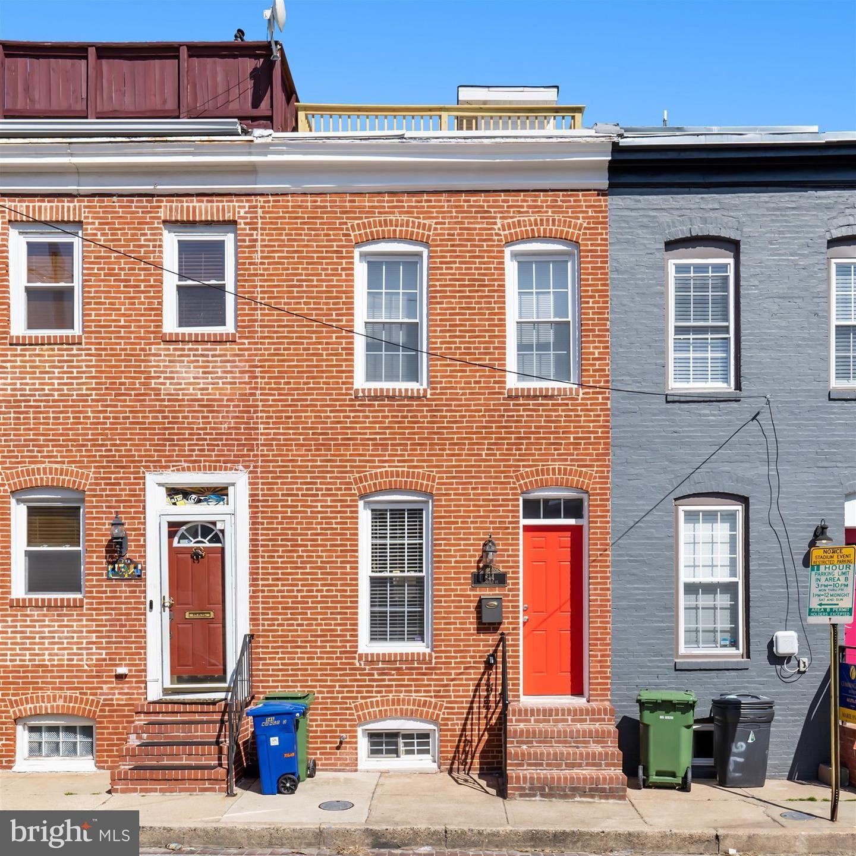 844 MANGOLD ST, Baltimore, MD 21230 - MLS#: MDBA544892