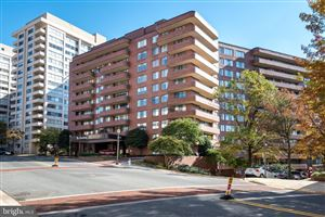 Photo of 4550 N PARK AVE #1011, CHEVY CHASE, MD 20815 (MLS # MDMC659894)