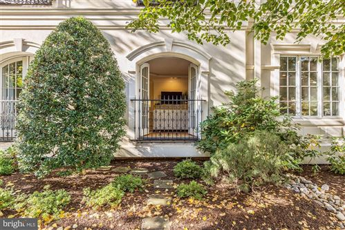 Photo of 4600 ELM ST #4, CHEVY CHASE, MD 20815 (MLS # MDMC684896)