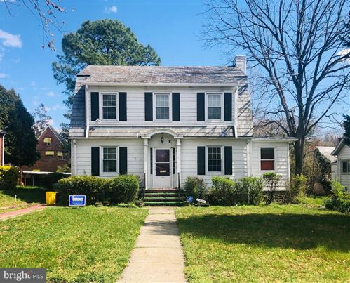 Photo for 3505 ROSEDALE RD, BALTIMORE, MD 21215 (MLS # MDBA505898)