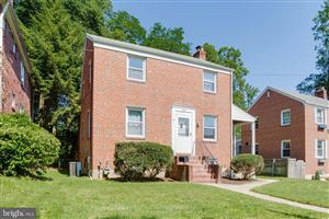 Photo of 224 MT DE SALES, BALTIMORE, MD 21229 (MLS # MDBC465898)