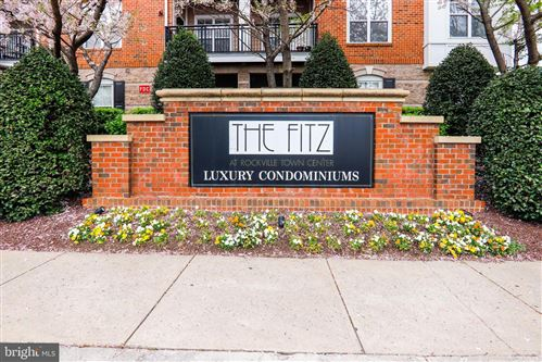 Photo of 501 HUNGERFORD DR #363, ROCKVILLE, MD 20850 (MLS # MDMC2000898)