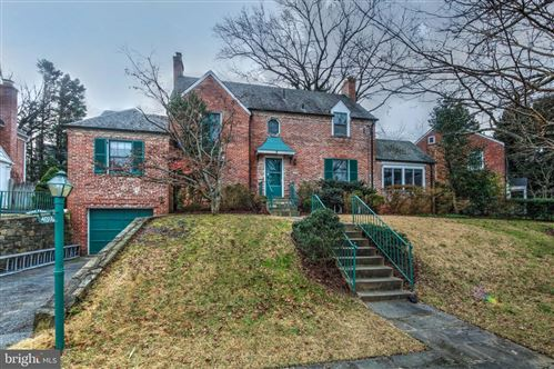 Photo of 4016 OLIVER ST, CHEVY CHASE, MD 20815 (MLS # MDMC739898)