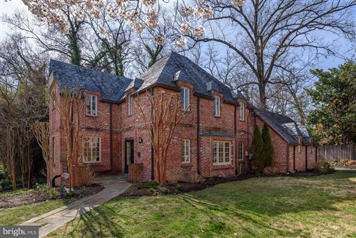Photo of 5812 HIGHLAND DR, CHEVY CHASE, MD 20815 (MLS # MDMC701900)