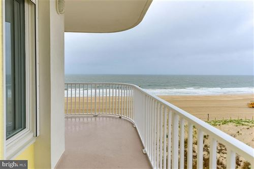 Tiny photo for 14100 WIGHT ST #401, OCEAN CITY, MD 21842 (MLS # MDWO113900)