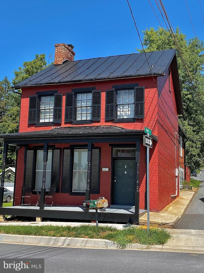 Photo of 501 W MAIN ST, MIDDLETOWN, MD 21769 (MLS # MDFR2004900)