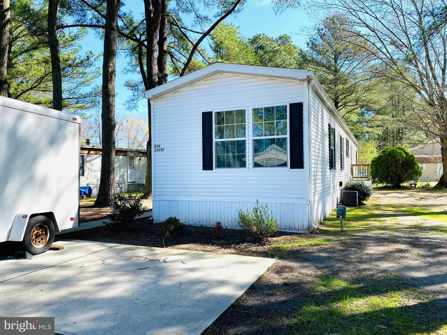 Photo for 23787 EVERGREEN LANE, LEWES, DE 19958 (MLS # DESU158902)