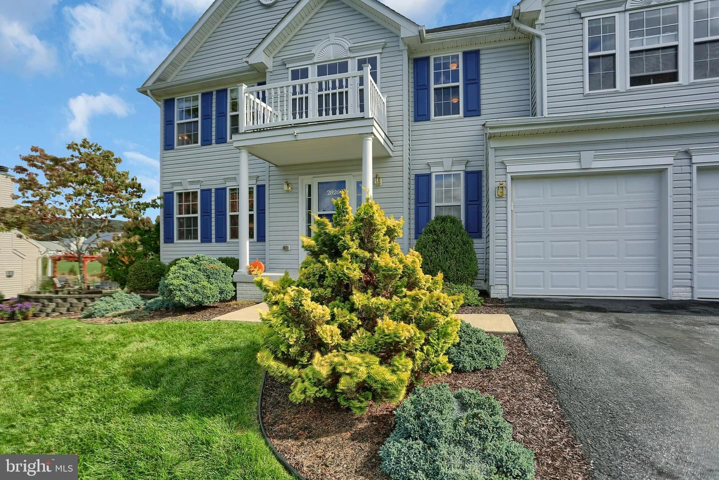 Photo of 2826 BIG DIPPER LN, CHAMBERSBURG, PA 17202 (MLS # PAFL175904)