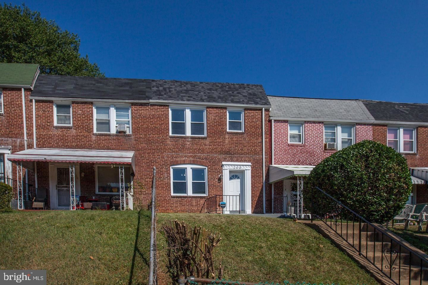 140 N MONASTERY AVE, Baltimore, MD 21229 - MLS#: MDBA549906