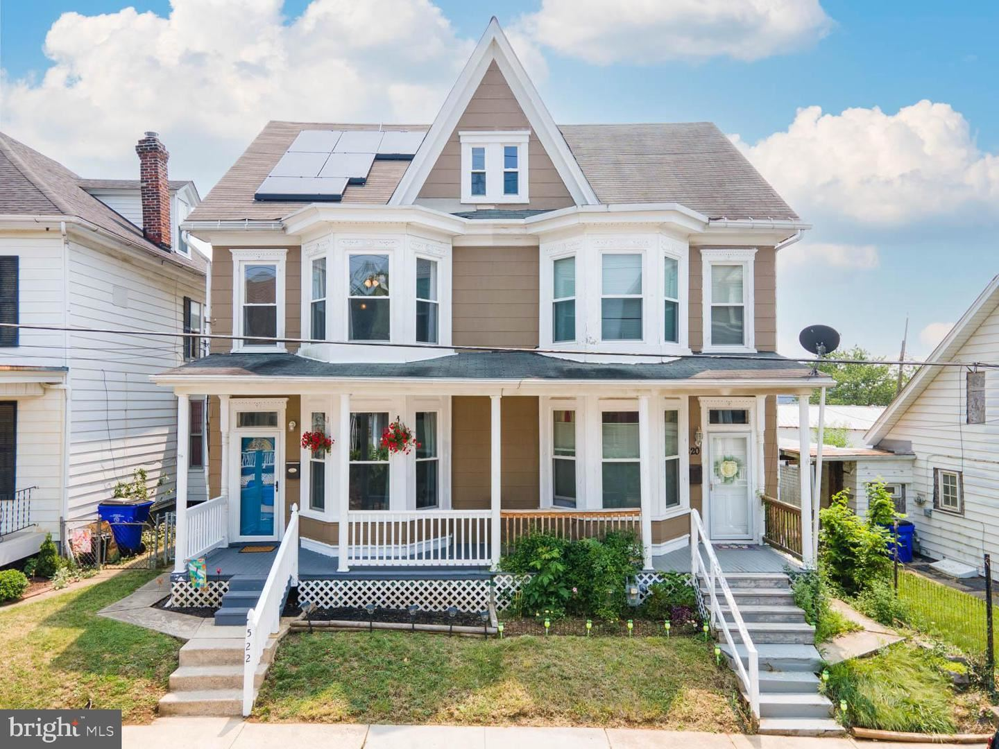 Photo of 522 N MULBERRY ST, HAGERSTOWN, MD 21740 (MLS # MDWA2000906)