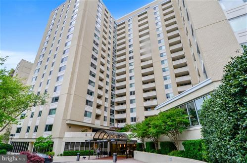 Photo of 4601 N PARK AVE #1118, CHEVY CHASE, MD 20815 (MLS # MDMC678908)