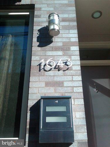 Photo of 1643 S 5TH ST, PHILADELPHIA, PA 19148 (MLS # PAPH939908)