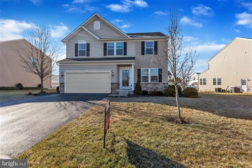 Photo of 127 CHALET RD, GILBERTSVILLE, PA 19525 (MLS # PAMC639910)