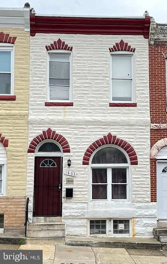 1803 RUTLAND AVE, Baltimore, MD 21213 - MLS#: MDBA547910