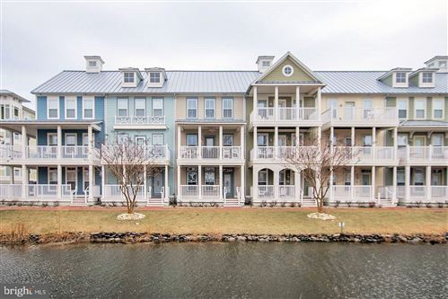 Photo of 23 CANAL SIDE MEWS E E #23, OCEAN CITY, MD 21842 (MLS # MDWO121912)