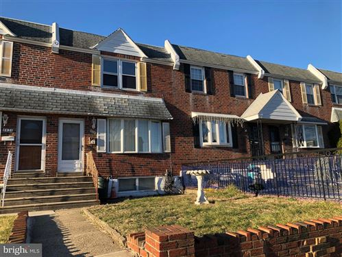 Photo of 4424 PENNYPACK ST, PHILADELPHIA, PA 19136 (MLS # PAPH865912)