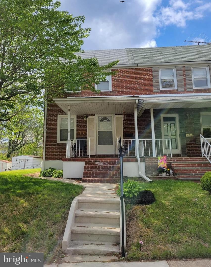 7112 WILLOWDALE AVE, Baltimore, MD 21206 - MLS#: MDBC526912