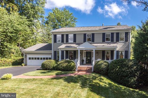 Photo of 107 E KIRKE ST, CHEVY CHASE, MD 20815 (MLS # MDMC714914)
