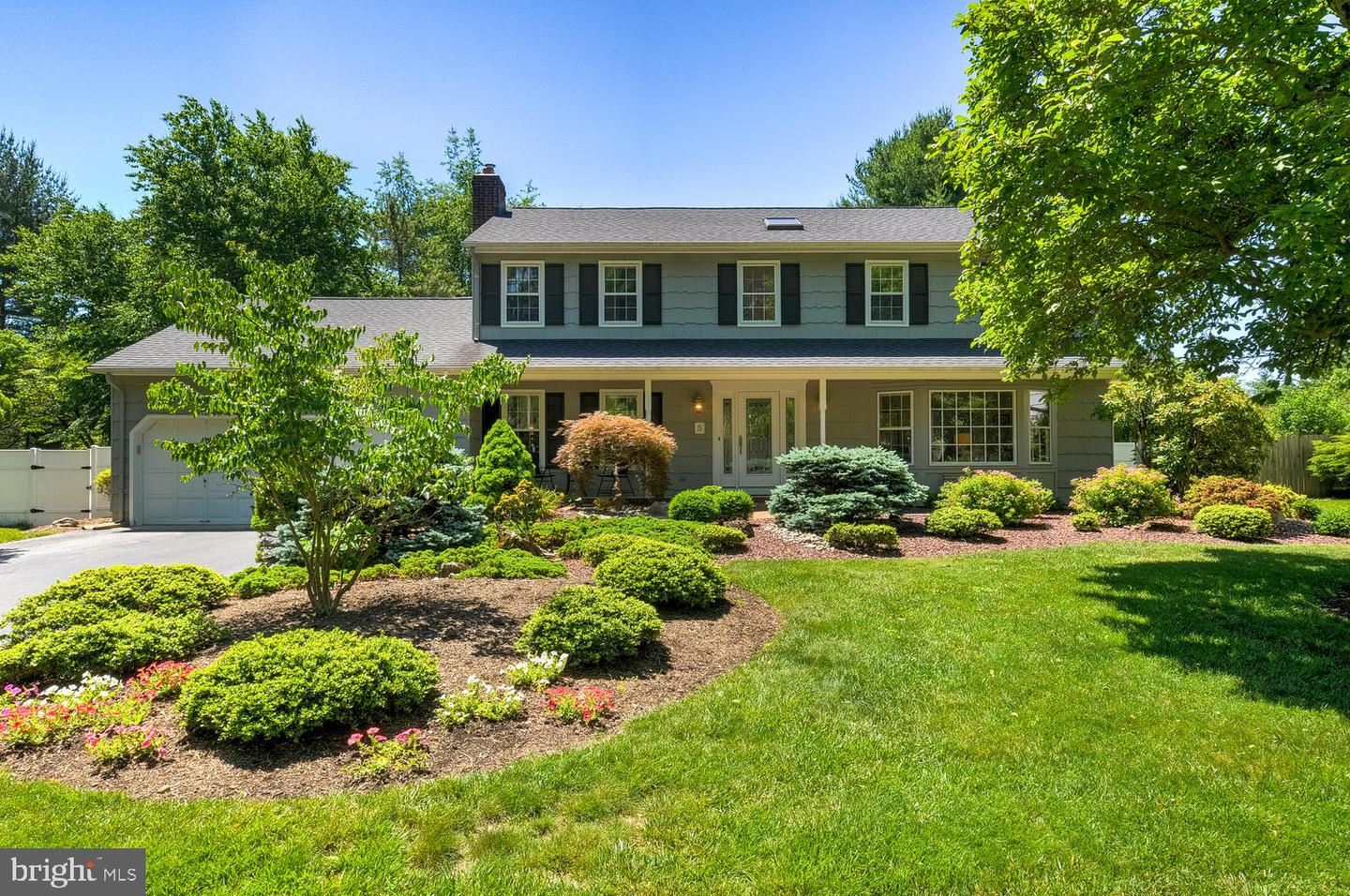 5 WORCHESTER LN, Princeton Junction, NJ 08550 - #: NJME296914