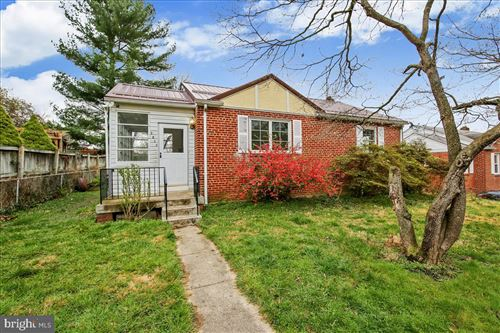 Photo of 3813 BRIGHTVIEW ST, SILVER SPRING, MD 20902 (MLS # MDMC700916)